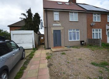 Thumbnail 6 bed semi-detached house to rent in Burnham Road, Dagenham