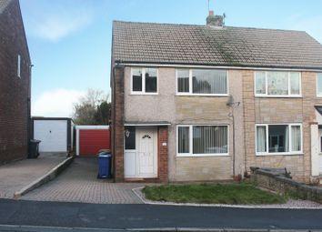 Thumbnail 3 bed semi-detached house for sale in Cardigan Avenue, Accrington, Lancashire