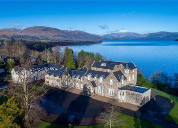 Thumbnail 3 bed property for sale in Lomond Castle, Luss, By Loch Lomond
