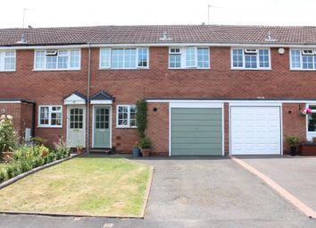 Thumbnail 3 bed terraced house to rent in Fennis Close, Dorridge