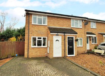 Thumbnail 2 bed end terrace house for sale in Appletree Way, Owlsmoor, Sandhurst, Berkshire