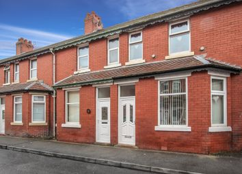 Thumbnail 3 bed terraced house for sale in Gordon Road, Fleetwood