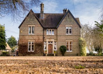 Thumbnail 7 bed detached house for sale in March Road, Coldham, Wisbech