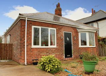 Thumbnail 2 bed detached bungalow for sale in Southwood Avenue, Cottingham