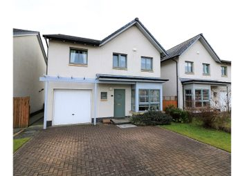 Thumbnail 4 bed detached house for sale in Muirhouses Crescent, Bo'ness