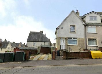 Thumbnail 2 bed end terrace house for sale in Towers Road, Airdrie, North Lanarkshire