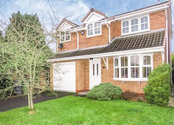 4 bed detached house for sale in Sovereign Close, Rudheath, Northwich CW9