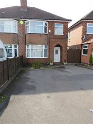 Thumbnail 3 bed semi-detached house to rent in Wiltshire Road, Chaddesden, Derby