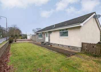 Thumbnail 3 bed bungalow for sale in Cannop Crescent, Bents, Bathgate, West Lothian