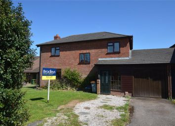 Thumbnail 4 bed detached house to rent in The Oaks, Yeoford, Crediton, Devon