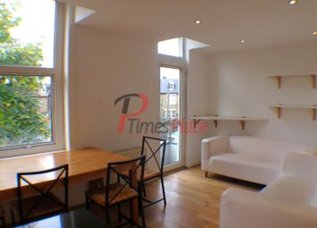 Thumbnail 2 bed flat to rent in Eardley Road, London