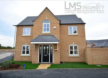 Thumbnail 4 bed detached house to rent in Pulford Street, Arclid, Sandbach