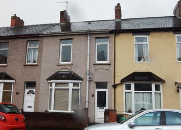 Thumbnail 2 bed terraced house to rent in Walford Street, Newport
