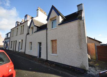 Thumbnail 3 bed terraced house for sale in Glebe Street, Stranraer