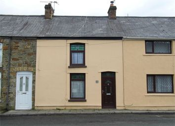 Thumbnail 3 bed terraced house for sale in Victoria Buildings, Coytrahen, Bridgend, Mid Glamorgan