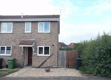 2 bed end terrace house to rent in Richardson Close, Broughton Astley, Leicester LE9