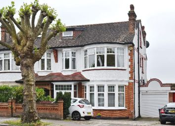Thumbnail 5 bed semi-detached house for sale in Broomfield Lane, Palmers Green, London