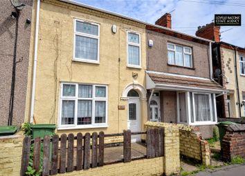 Thumbnail 3 bedroom terraced house for sale in Elsenham Road, Grimsby, N E Lincs