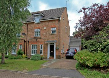 Thumbnail 5 bed town house to rent in Harlech Gardens, Pinner