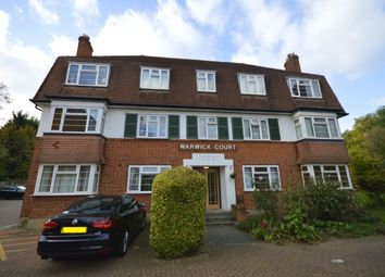 Thumbnail 1 bed flat to rent in Hook Road, Surbiton