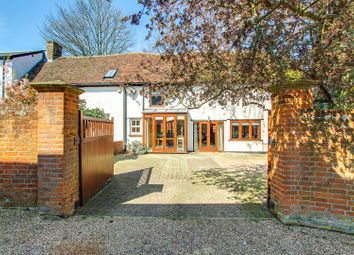 Thumbnail 3 bed property for sale in Ermine Court, Church Street, Buntingford