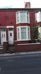 Thumbnail 2 bedroom terraced house for sale in Benedict Street, Bootle