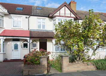 Thumbnail 3 bed terraced house for sale in Greenway, London