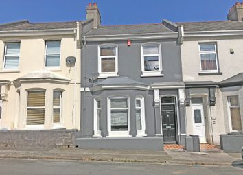 Thumbnail 3 bed terraced house for sale in Beaumont Street, Milehouse, Plymouth