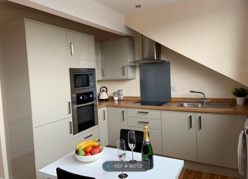 Thumbnail 2 bed flat to rent in Harcourt Road, Sheffield
