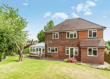 Thumbnail 4 bed detached house for sale in Farmcombe Road, Tunbridge Wells