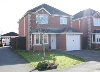 Thumbnail 3 bed detached house for sale in The Pinfold, Markfield