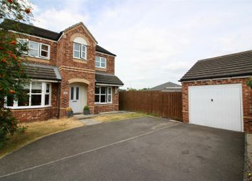 Thumbnail 4 bed detached house for sale in Portland Road, Retford