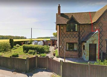 Thumbnail 2 bedroom cottage for sale in Corner Cottage, Stretton-En-Le-Field