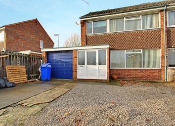 Thumbnail 3 bed semi-detached house for sale in Burden Road, Beverley