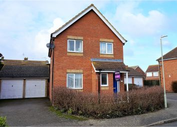 Thumbnail 3 bed detached house for sale in Leysdown View, Whitstable