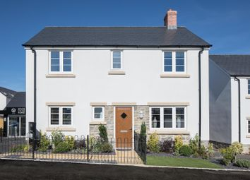 Thumbnail 3 bedroom detached house for sale in Leigh Road, Chulmleigh