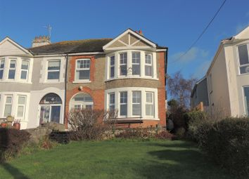 Thumbnail 3 bed semi-detached house for sale in Polmear Road, Par
