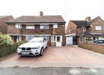 Thumbnail 3 bed semi-detached house for sale in Long Lane, Croydon