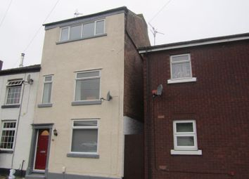Thumbnail 4 bed terraced house for sale in Old Mill Lane, Macclesfield