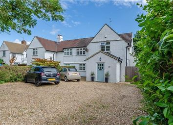 Thumbnail 5 bed semi-detached house for sale in Cambridge Road, Great Shelford, Cambridge