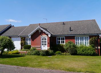 Thumbnail 2 bedroom detached bungalow for sale in Old Station Court, Ponteland, Newcastle Upon Tyne