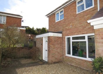 Thumbnail 4 bed end terrace house for sale in Scott Close, Kings Somborne, Stockbridge