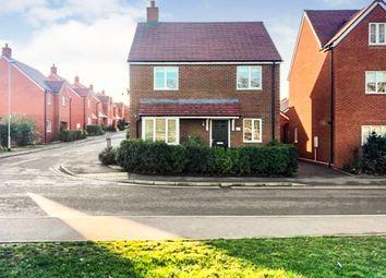 Thumbnail 4 bed detached house for sale in Ellis Way, Abington, Northampton