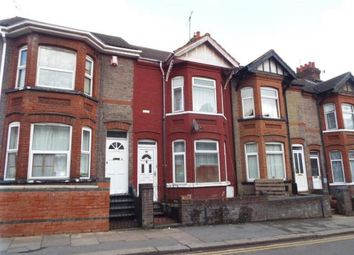 Thumbnail 3 bed terraced house for sale in Ashburnham Road, Luton, Bedfordshire