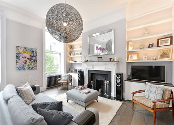 Thumbnail 1 bed flat for sale in Upper Wimpole Street, London