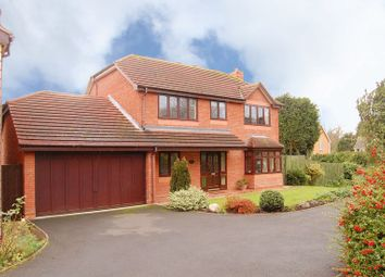 Thumbnail 4 bed detached house to rent in Farway Gardens, Codsall, Wolverhampton