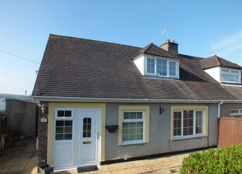 Thumbnail 3 bedroom semi-detached bungalow for sale in Sidney Webb Close, Neyland, Milford Haven