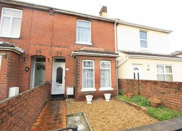 Thumbnail 3 bedroom terraced house for sale in Manor Road North, Southampton