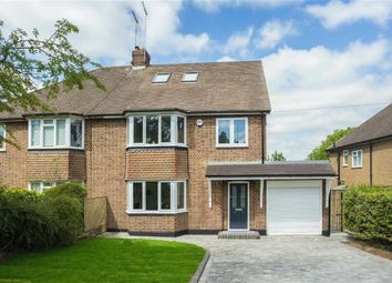 Thumbnail 4 bed semi-detached house to rent in Buckingham Avenue, Whetstone, London