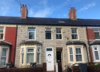 Thumbnail 3 bed flat to rent in Blackweir Terrace, Cathays, Cardiff